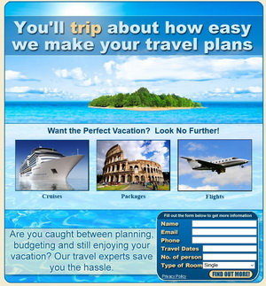 Your Travel Plan