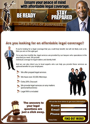 Affordable Legal Coverage